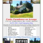 Canby Oregon, Canby Real Estate, Canby Homes