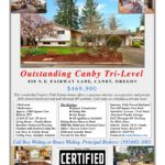 Canby Oregon, Canby Homes