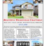 Wilsonville Home, Wilsonville Real Estate, 97070, Wilsonville Oregon, Clackamas County Real Estate